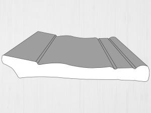 قرنیز پلی استایرن طرح دکوراتیو